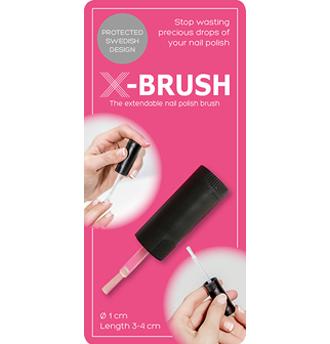 X-brush 1cm-3-4 cm